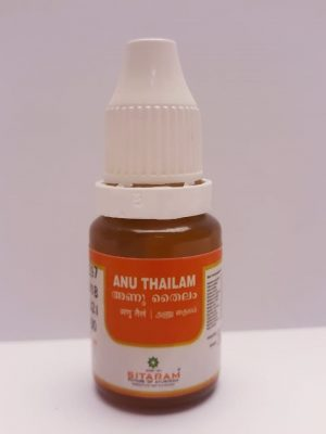 Anu Thailam aliejus, 10 ml.