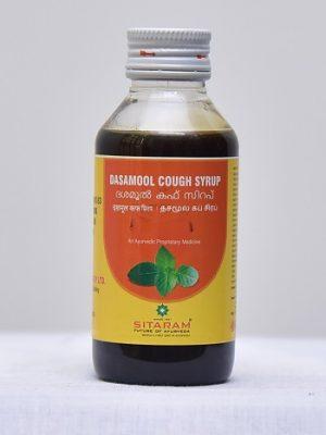 Dasamool cough syrup