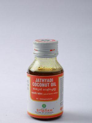 Jathyadi Coconut oil