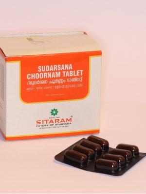 Sudarsana choornam tablet