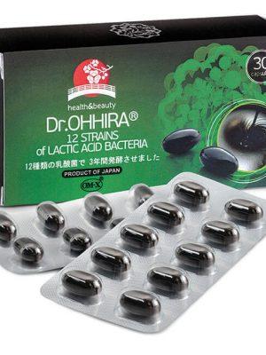 Dr.OHHIRA® 12 rūšių gerųjų bakterijų kompleksas N30
