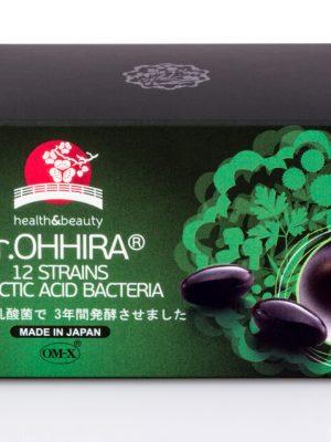 Dr.OHHIRA® 12 rūšių gerųjų bakterijų kompleksas N60